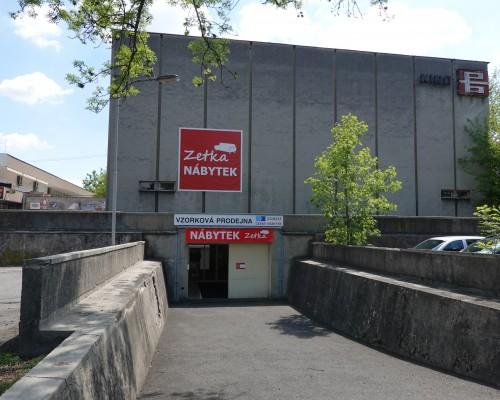 Zuzana Gajdošová - Nábytek ZETKA