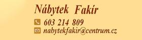 Nábytek Fakír