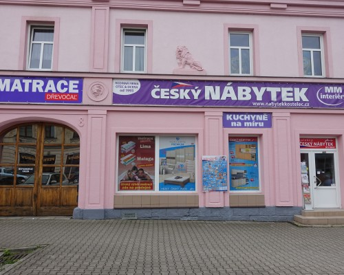 Český nábytek MM interiéry